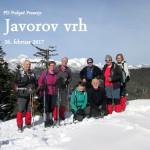 Planinski izlet – Javorov vrh in Galetovec  14.10.2021